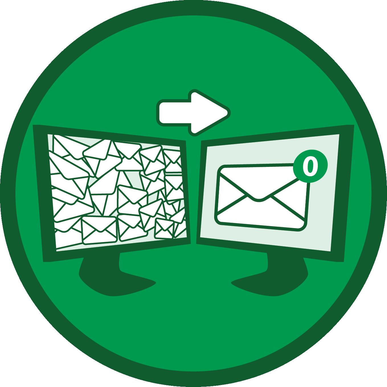 Grip op je mail